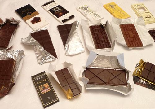 Chocolates- Qual o melhor chocolate do mundo? (3/6)