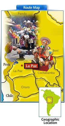 Lenda Boliviana / Peruana: Elkeko, o boneco da sorte (2/6)