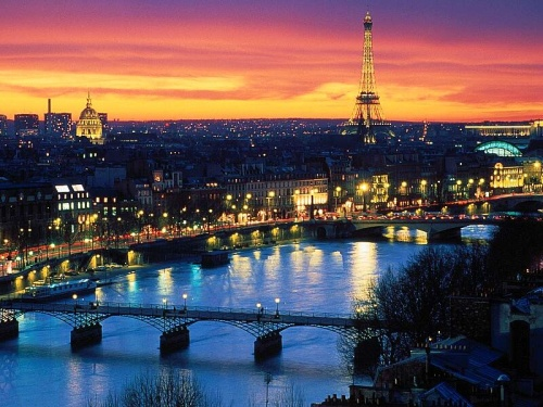 France_Paris_Night
