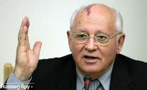 Gorbačov: Západ se už smířil s tím, že Krym je součástí Ruska