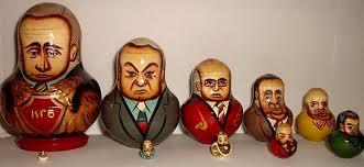 Mastrioskas, Babuskas,Kokeshi, a história das bonecas russas. (4/6)