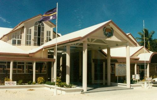 Parlamento de Nauru