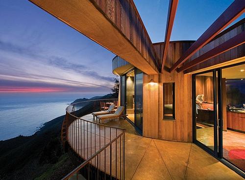 hotel Post Ranch Big Sur Califórnia