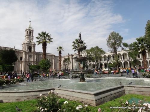 Arequipa- Peru