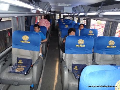 Bus Cruz del Sur
