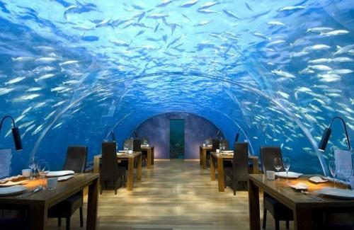 _melhores_hoteis_10Conrad Maldives, Maldivas
