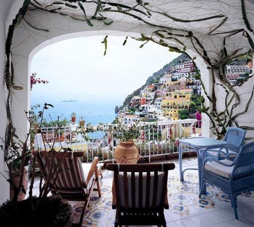 _melhores_hoteis_18Hotel Le Sirenuse, Costa Amalfitana, Itália