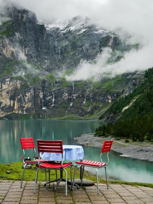 melhores_hoteis_25Hotel-Restaurant Öschinensee, Suíça