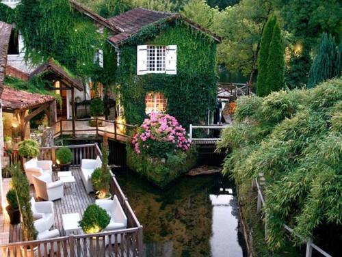 _melhores_hoteis_27Hotel Le Moulin du Roc, França
