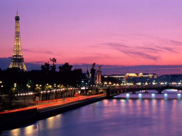 Dusk Before Dawn, Paris, France