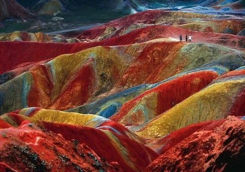 zhangye--gansu-china.