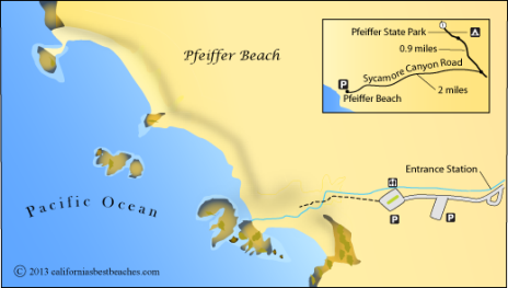 pfeiffer_beach_map