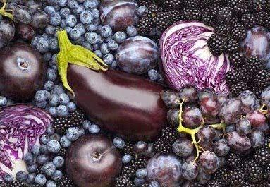 Resultado de imagem para alimento roxos